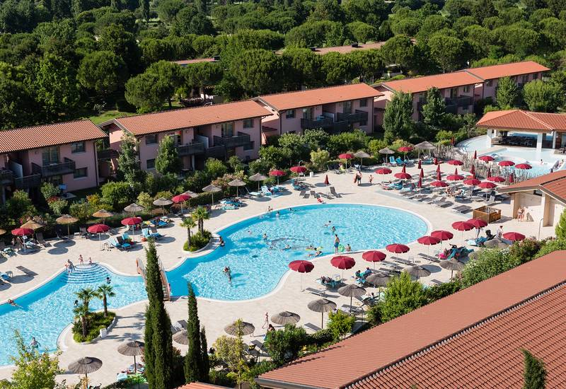 Green Village parco piscine